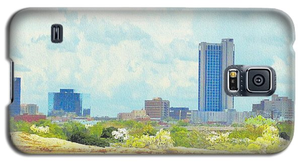 Amarillo Texas In The Spring Galaxy S5 Case by Janette Boyd