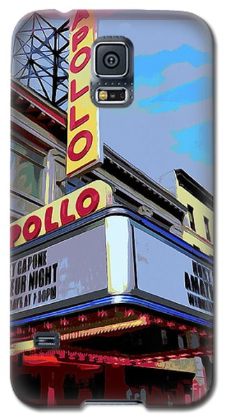 Amateur Night At The Apollo Galaxy S5 Case by Ed Weidman