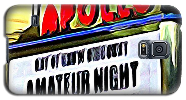Amateur Night Galaxy S5 Case by Ed Weidman