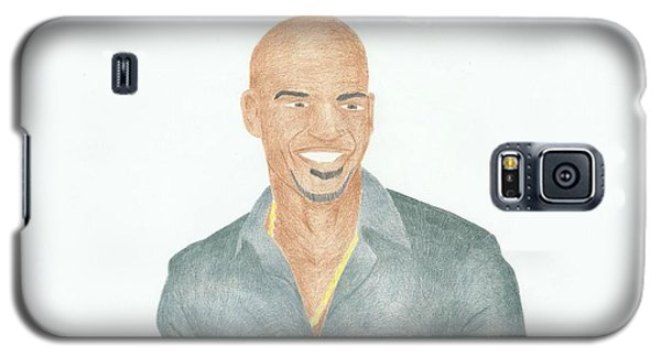 Amaury Nolasco Galaxy S5 Case