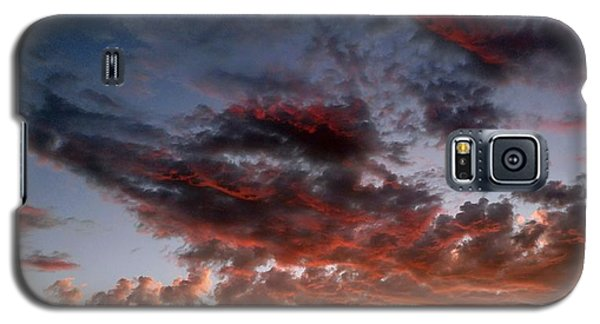 Spectacular Clouds  Galaxy S5 Case