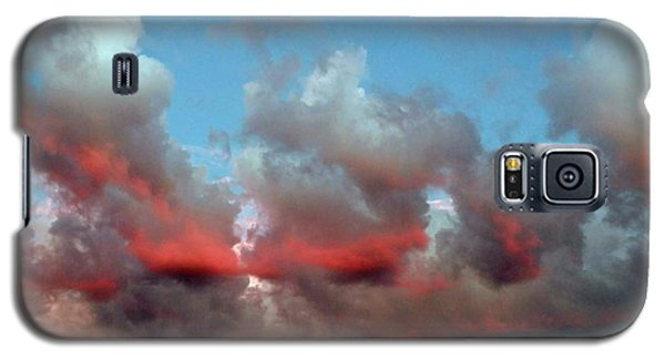 Imaginary Real Clouds  Galaxy S5 Case