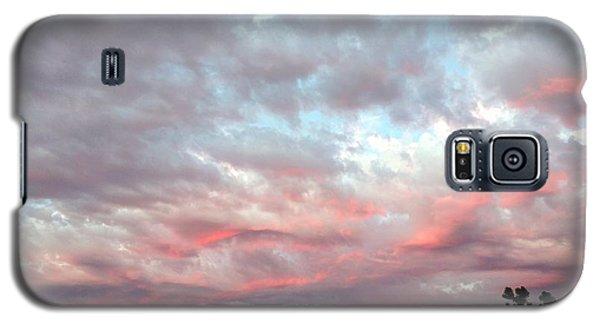 Soft Clouds Galaxy S5 Case