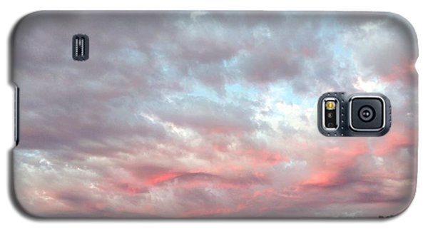 Soft Clouds Galaxy S5 Case