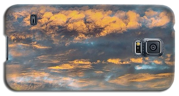 Clouds Of A Different Color Galaxy S5 Case
