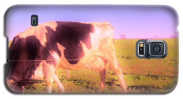 Galaxy S5 Case featuring the photograph Amazing Graze by Susan Carella