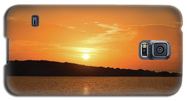 Dawn In Ibiza, Spain Galaxy S5 Case