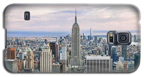Amazing Manhattan Galaxy S5 Case