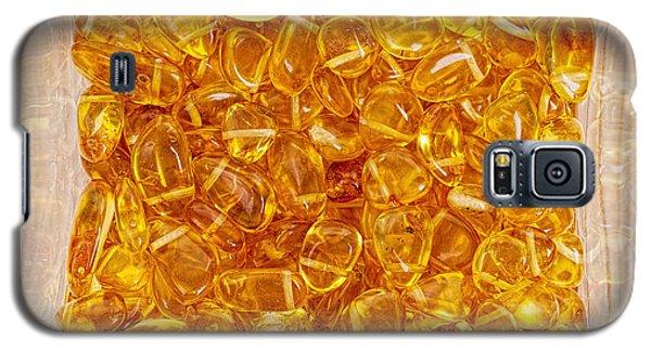 Amber #4903 Galaxy S5 Case