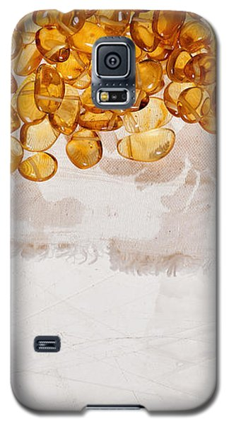 Amber #7863 Galaxy S5 Case