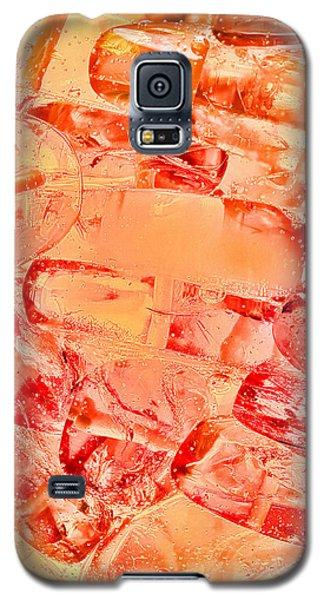 Amber #8371 Galaxy S5 Case