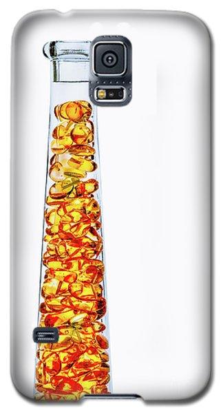 Amber #8429 Galaxy S5 Case