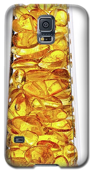 Amber #8527 Galaxy S5 Case