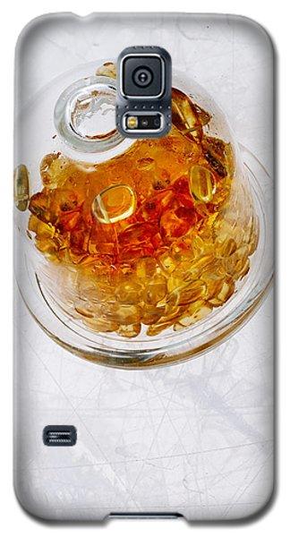 Amber #8696 Galaxy S5 Case