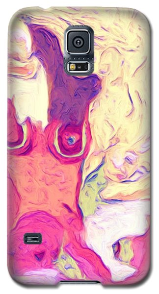 Amber And Lucy Galaxy S5 Case