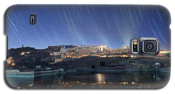 Amber Fort After Sunset Galaxy S5 Case