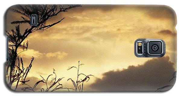 Amber Sky Galaxy S5 Case