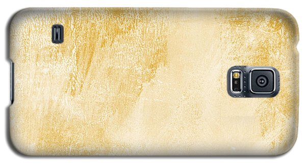 Galaxy S5 Case - Amber Waves by Linda Woods