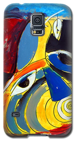 Ameeba 41- Pear Face Galaxy S5 Case