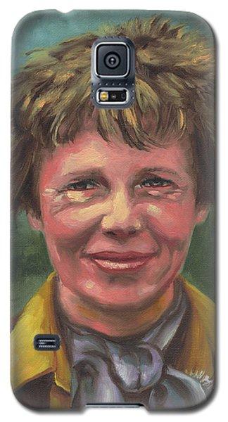 Amelia Earhart Galaxy S5 Case