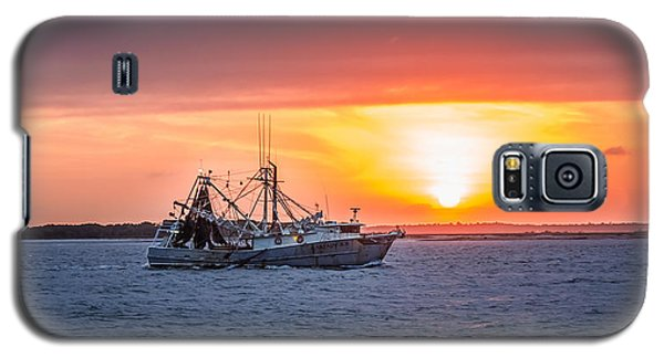 Amelia River Sunset 25 Galaxy S5 Case by Rob Sellers