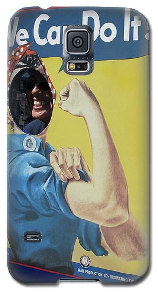 Galaxy S5 Case featuring the photograph America The Strong by John King