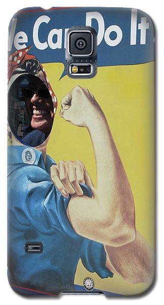 America The Strong Galaxy S5 Case by John King