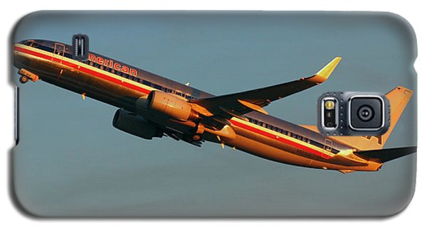 American Airlines 737 Galaxy S5 Case