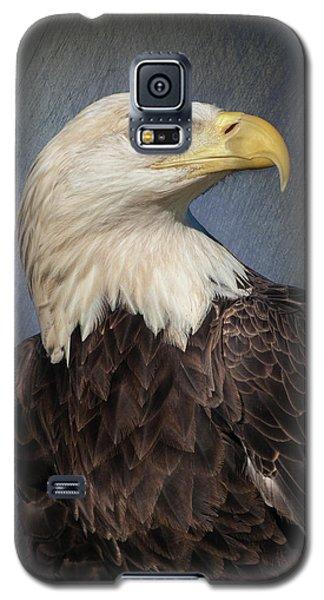 American Bald Eagle Portrait Galaxy S5 Case