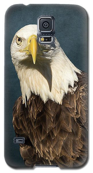 American Bald Eagle Portrait II Galaxy S5 Case