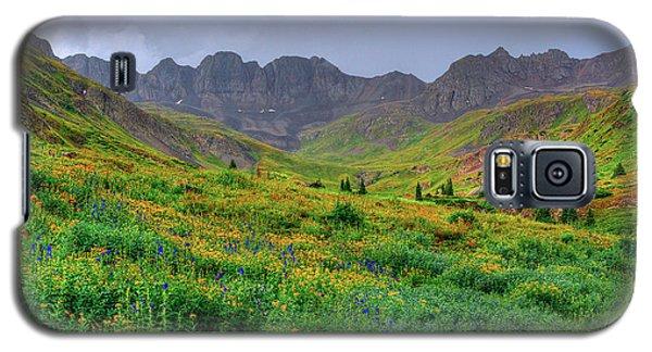 American Basin Summer Storm Galaxy S5 Case