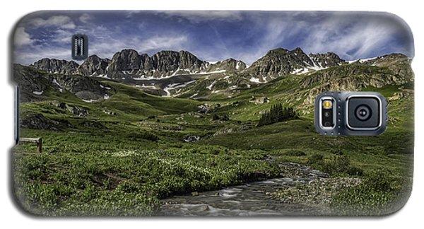 American Basin Trail Head Galaxy S5 Case