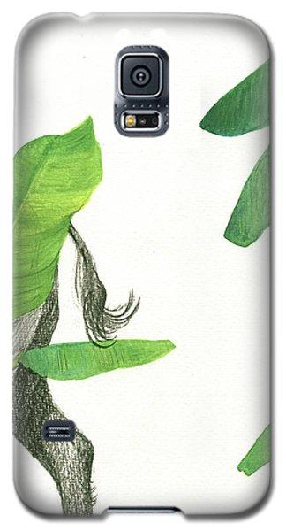 Banana Galaxy S5 Case - American Buffalo 3 by Juan Bosco