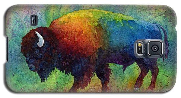 American Buffalo 6 Galaxy S5 Case by Hailey E Herrera
