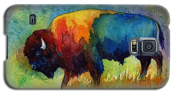 Bison Galaxy S5 Case - American Buffalo IIi by Hailey E Herrera