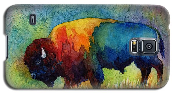 Wildlife Galaxy S5 Case - American Buffalo IIi by Hailey E Herrera