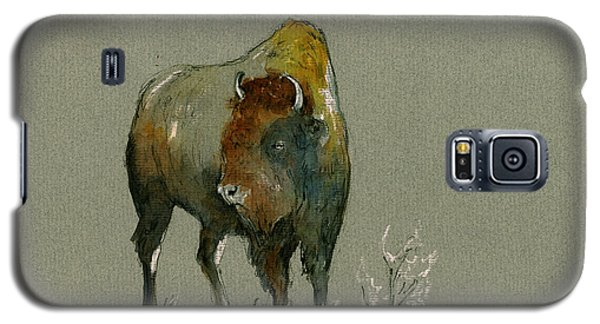 American Buffalo Galaxy S5 Case by Juan  Bosco