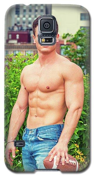 American City Boy Galaxy S5 Case