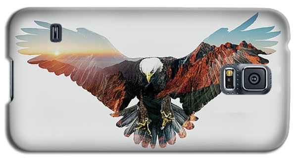 American Eagle Galaxy S5 Case by John Beckley