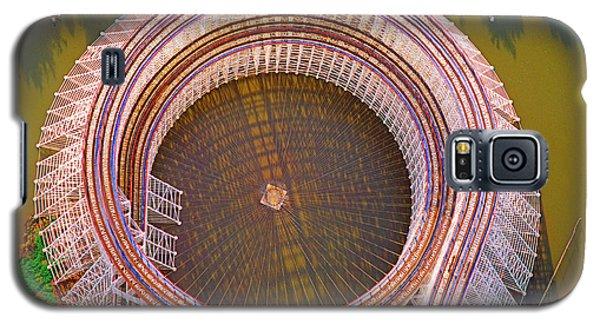 American Eagle Roller Coaster  Galaxy S5 Case