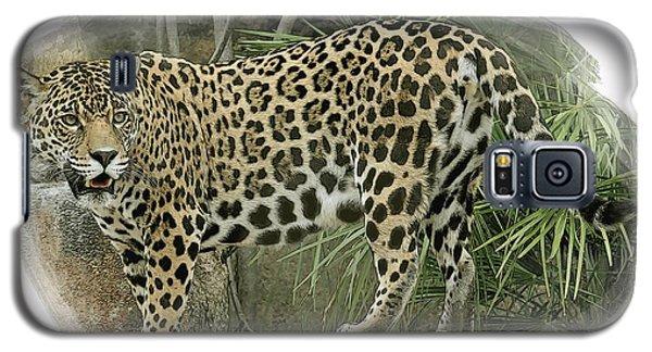 American Jaguar 18 Galaxy S5 Case