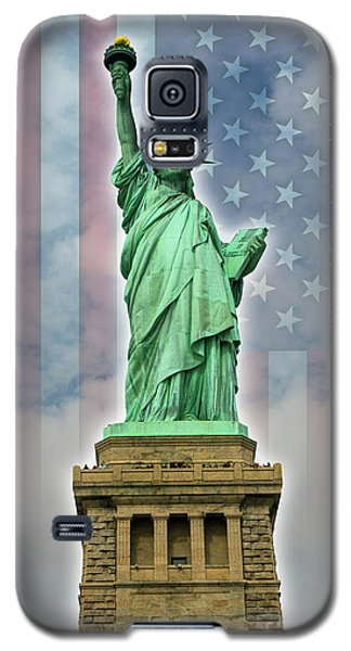 American Liberty Galaxy S5 Case by Timothy Lowry