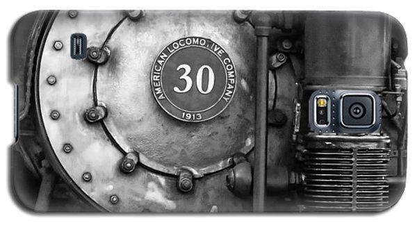 American Locomotive Company #30 Galaxy S5 Case by Scott Hansen