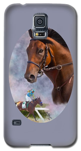 American Pharoah Galaxy S5 Case