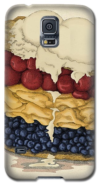 American Pie Galaxy S5 Case by Meg Shearer