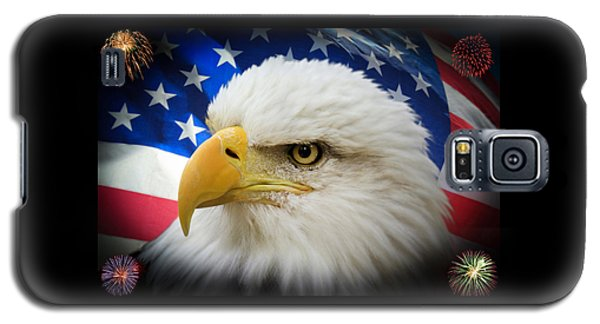 American Pride Galaxy S5 Case by Shane Bechler