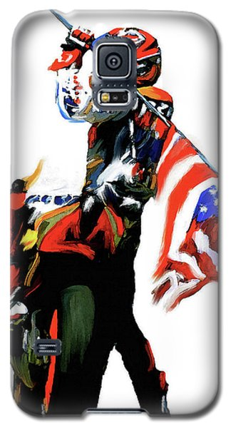 American Revolution Four Nicky Hayden Galaxy S5 Case