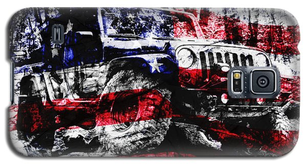 American Rock Crawler Galaxy S5 Case