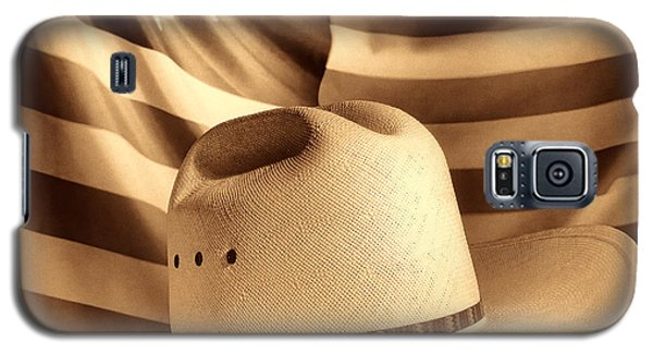 American Rodeo Cowboy Hat Galaxy S5 Case
