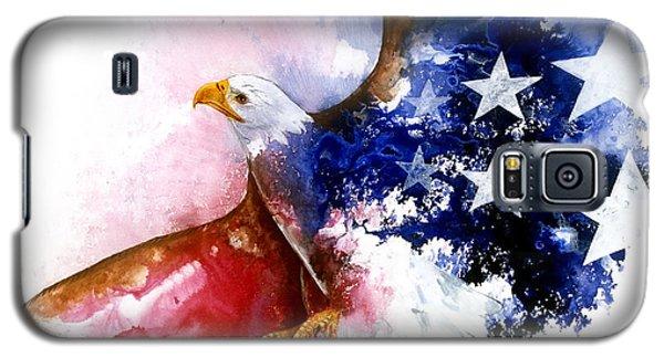 American Spirit Galaxy S5 Case